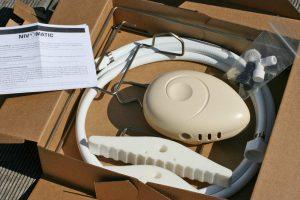 Le régulateur de niveau amovible NivOmatic est livré en kit complet pour remplir raidement les piscines