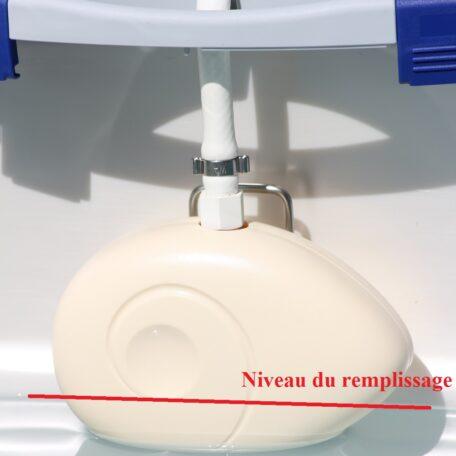 Régulateur NivPro détail niveau